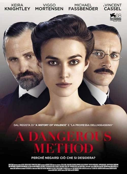 Poster A Dangerous Method (a.k.a. Talking Cure)