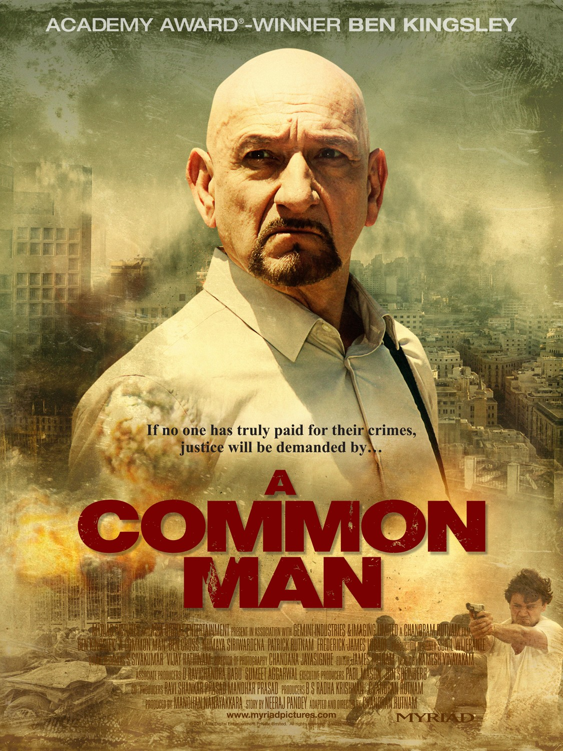 Poster A Common Man
