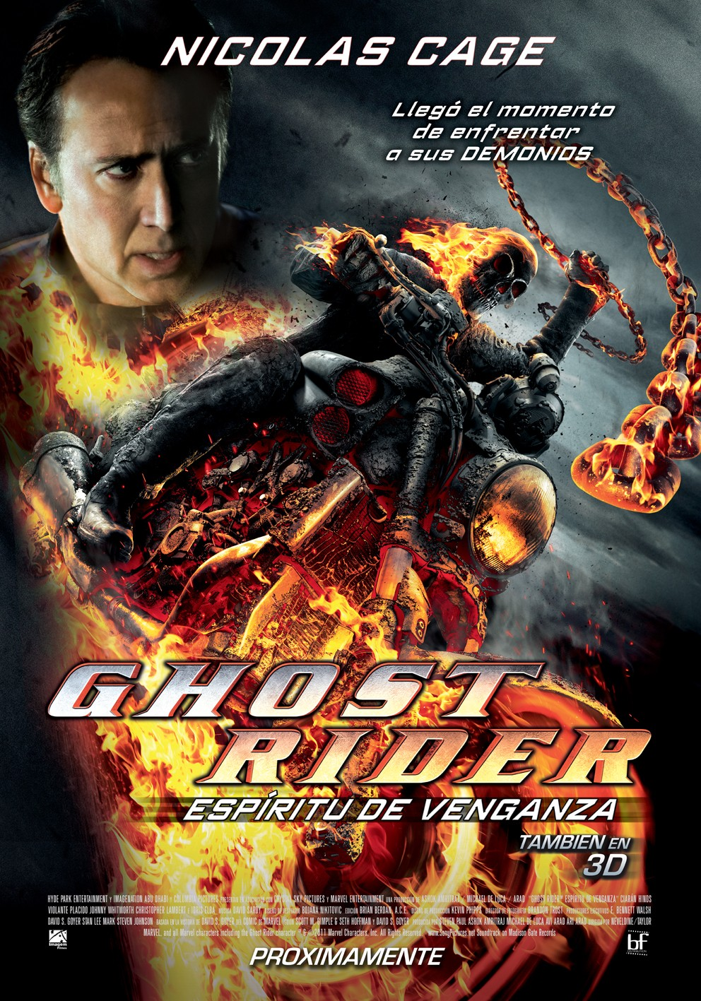 Ghost rider 2 in nackt porn thumbs
